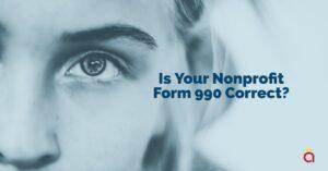 Nonprofit Form 990: Important Facts Necessary for Filing - araize.com