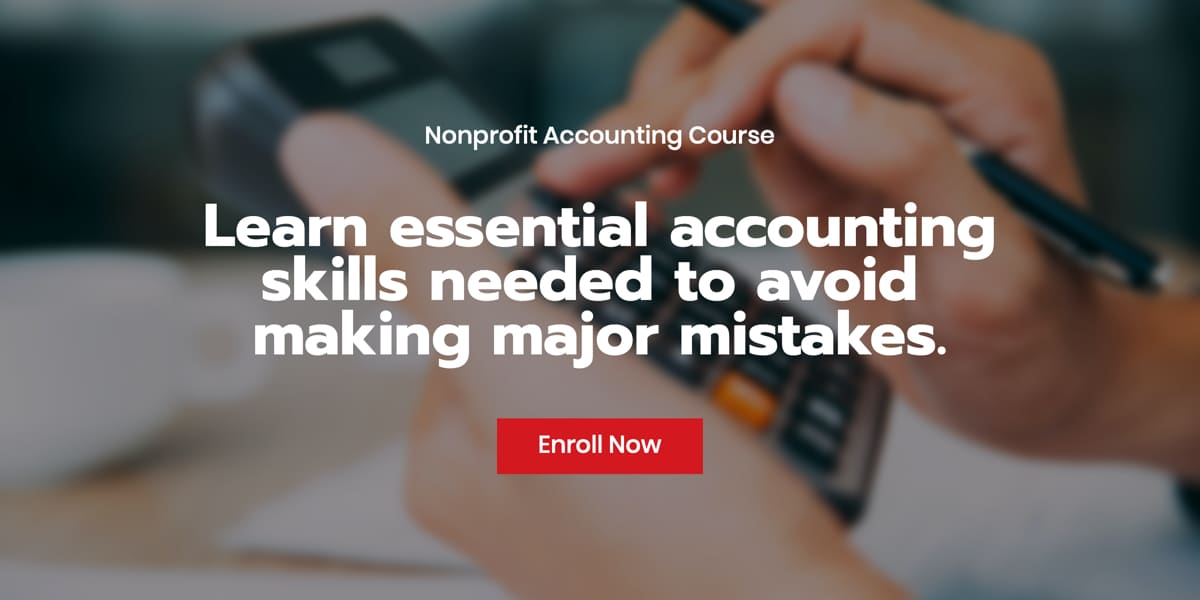 Nonprofit Accounting Course - araize.com